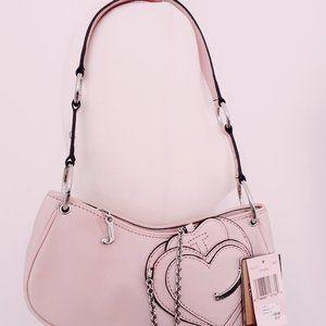JUICE COUTURE Leather Handbag